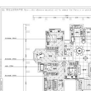 北京68平米老房装修多少钱