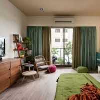 5万元简装修105平方3室两厅两卫效果图