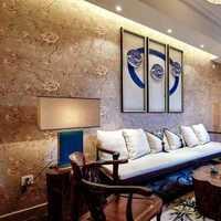 现代客厅电视墙照片墙效果图
