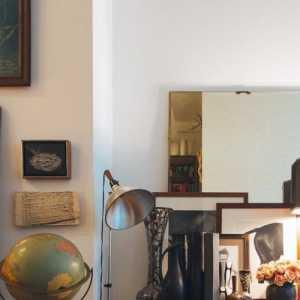 二居室歐式風格公寓客廳沙發效果圖