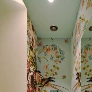101平米二手房装修样板间