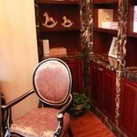 中式风格三居室卫生间酒柜效果图