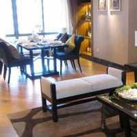 现代三居餐厅家具现代家具装修效果图