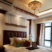 时尚现代别墅卧室装修效果图