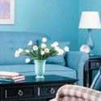茶几客厅吊灯沙发客厅装修效果图
