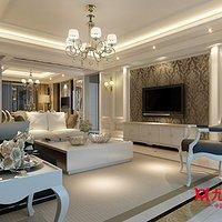 上海哪有别墅的装修设计效果图