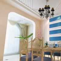 新中式窗帘壁纸电视柜装修效果图