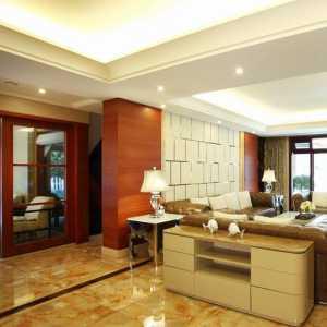 110平三房两厅两卫装修图片