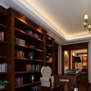 古典而大氣的書房
