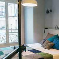 现代客厅创意生活用品地暖分水器效果图