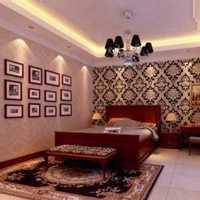 四居欧式卧室卧室吊顶美式装修效果图