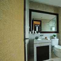 家居美式恒洁卫浴装修效果图