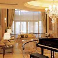 88平米两室两厅装饰报价