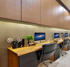 万达柳州甲写办公室样板间办公空间