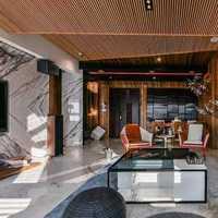100平米两居装潢