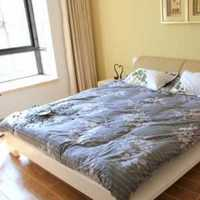 小戶型客廳兼臥室裝修效果圖