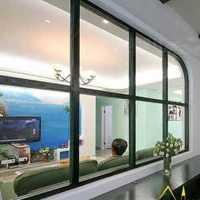 100平方3室一厅装修效果图