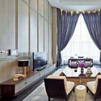 欧式别墅独特型起居室装修效果图