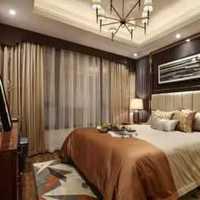 卧室卧室背景墙后现代装修效果图