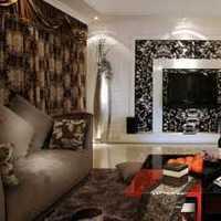 欧式客厅窗帘盆栽欧式家具装修效果图