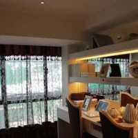 新古典风格公寓豪华型70平米橱柜订做效果图