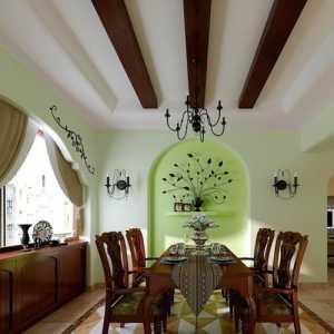 欧式古老房屋