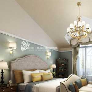 长窄型卧室装修