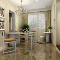 三居室白色简洁装修效果图