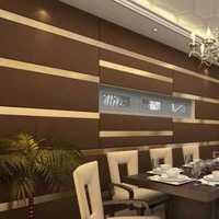 小戶型餐廳裝修設計如何做形式有哪些