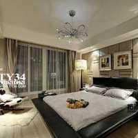 美式工业风特色卧室装修效果图