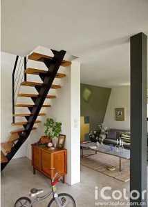 老房子一居室改造装修效果图