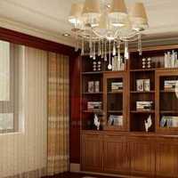 100平3室2厅装修效果图