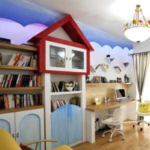 北京简装书房