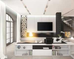 瓷砖地面客厅效果图