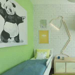 老小区卧室改装