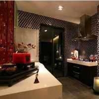 地柜厨房瓷砖背景墙三居装修效果图