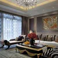 三室一厅花装修效果图