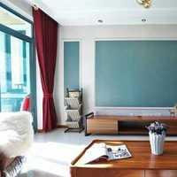 客厅客厅背景墙布艺沙发装修效果图
