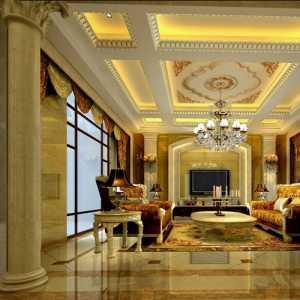 挑高客厅挑高装修