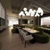 餐厅装修 - 居众装饰效果图