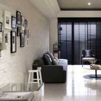 法式复古三居室大户型装修效果图