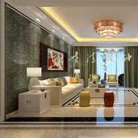 欧式欧式吊灯三居欧式家具装修效果图