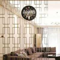 别墅客厅吊灯客厅吊顶美式装修效果图