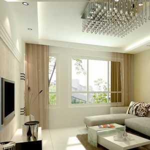 古典美式家具客厅效果图