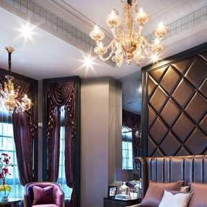 北仑紫晶会客厅图片