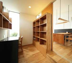 厨房玄关设计