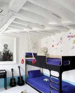 臥室窗簾裝飾臥室