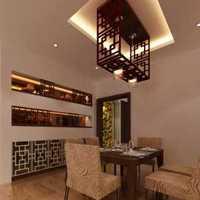 餐厅镜子墙墙效装修效果图