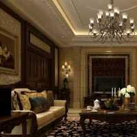 东南亚家庭客厅装修效果图