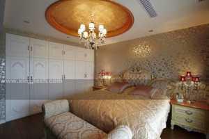 欧式装修两居室效果图